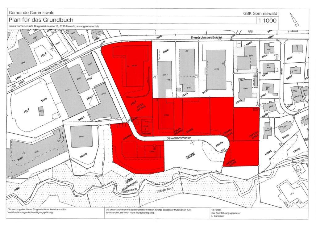 Hof-Industrie Plan